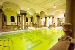 Public baths Royalty Free Stock Photography