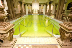 Public baths Stock Image