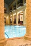 Public Baths Interior Royalty Free Stock Photography