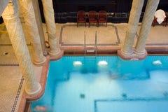 Public Baths Interior Stock Photography