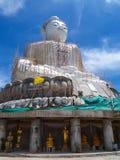 Public Buddha Statue Under construction. Public Big Buddha Statue under construction, Generally in Thailand Stock Images