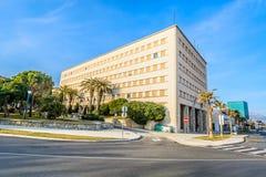 Public building Banovina in Split. Stock Image