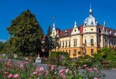 Public Building in Brasov Stock Photography