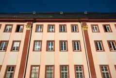 Public Building, Salzburg, Austria Royalty Free Stock Image