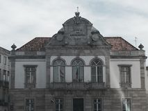 Public Buildings Royalty Free Stock Photography