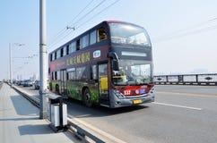 Public bus Stock Photos