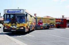 Public bus Stock Photo