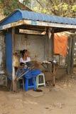 Public Callbox, Myanmar Royalty Free Stock Photo