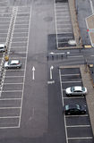 Public car park Stock Photography