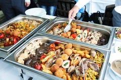 Public catering restaurant Stock Image