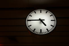 Public Clock Stock Images