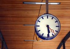 Public clock Royalty Free Stock Photo