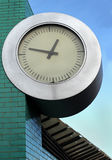 Simple clock Royalty Free Stock Images