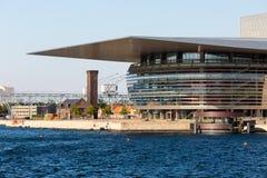 Public Copenhagen Opera House Stock Images