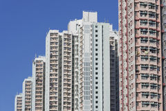 Public Estate in Hong Kong Stock Images