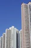 Public Estate in Hong Kong Stock Photography