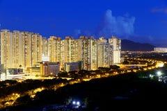 Public Estate in Hong Kong Stock Photos