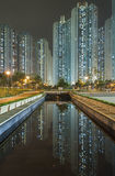 Public estate in Hong Kong Royalty Free Stock Photography