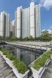 Public estate in Hong Kong Royalty Free Stock Photos