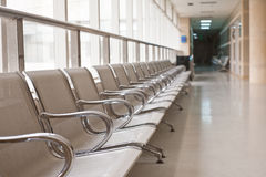 Public facilities of the hospital Royalty Free Stock Images
