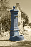 Public fountain Royalty Free Stock Photography