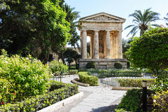 Public Gardens, Valletta, Malta Royalty Free Stock Images