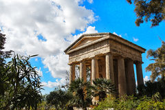 Public Gardens, Valletta, Malta Royalty Free Stock Photography