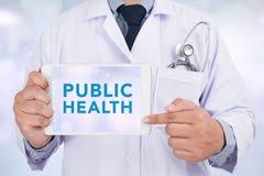 PUBLIC HEALTH CONCEPT Stock Images