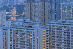 The public house hong kong Estate Royalty Free Stock Photography