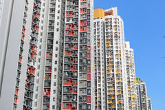 Public house hong kong Estate Shek Kip Mei Stock Images