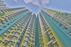 A Public house in Hong Kong at On Tai Estate. Public house in Hong Kong at On Tai Estate royalty free stock photos