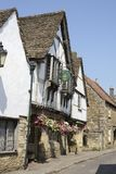 Public House in Lacock. Wiltshire. England Royalty Free Stock Photos