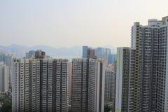 Public house at  Shun Lee Estate Stock Photos