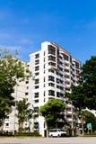 Singapore Public housing Royalty Free Stock Photos