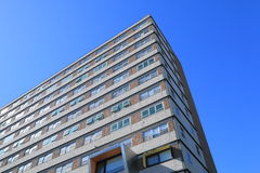 Public Housing building Australia  Royalty Free Stock Photo