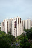 Public Housing (HDB) Singapore. This image shows a public housing complex (HDB) in Singapore Stock Images