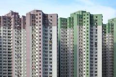 Public housing Royalty Free Stock Photo