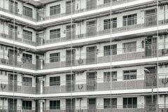 Public housing in Hong Kong Stock Images