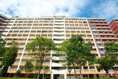 Public housing in Singapore Stock Photography