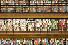 Public library Royalty Free Stock Image