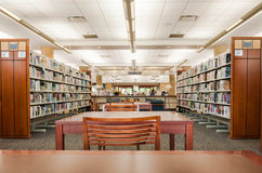 Public library Stock Images