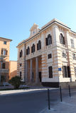 Public Library in Imperia Stock Images