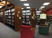 A   public library interior Royalty Free Stock Photos