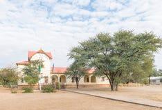 Public library in Okahandja Stock Photography