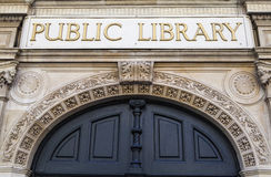 Public Library Royalty Free Stock Photos