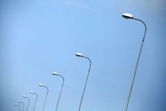Public lighting Royalty Free Stock Photos