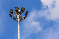 Public lighting Stock Images