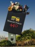 Public Market Stock Photo