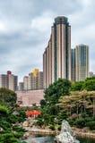Public Nan Lian Garden Royalty Free Stock Photography