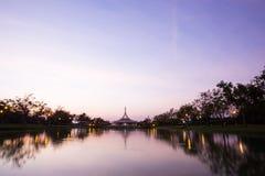 Public park in Bangkok Stock Images